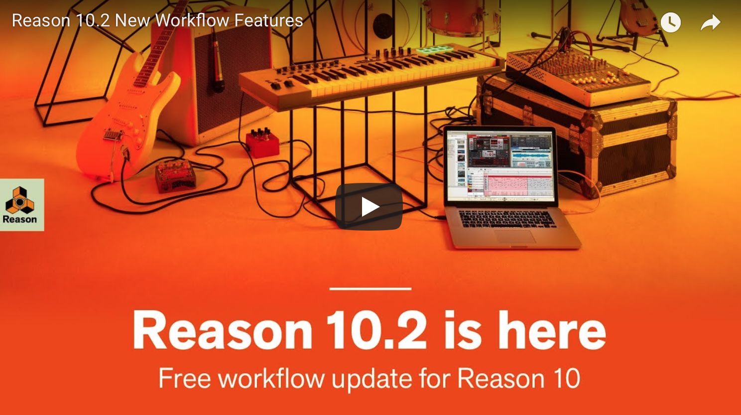 Propellerheads Reason 10.2