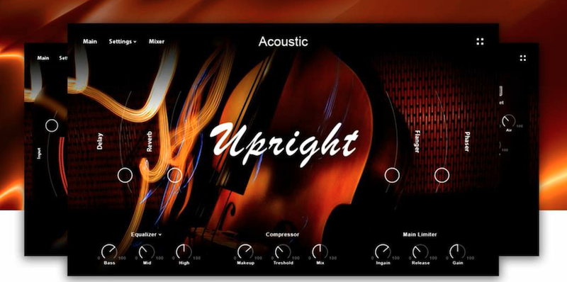 Muze Upright Bass (gratis)